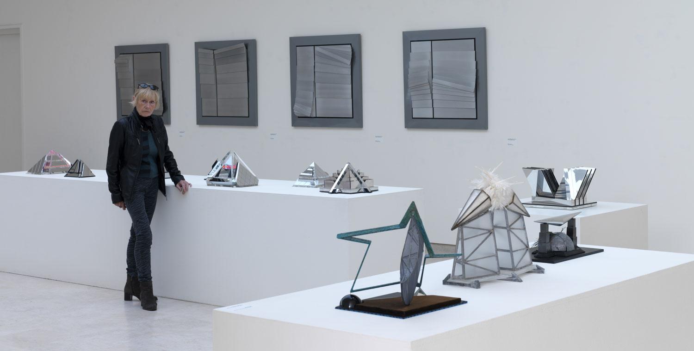 Een beeld van 45 jaar samen werken. Expositie Museum Jan van der Togt Amstelveen 2018.